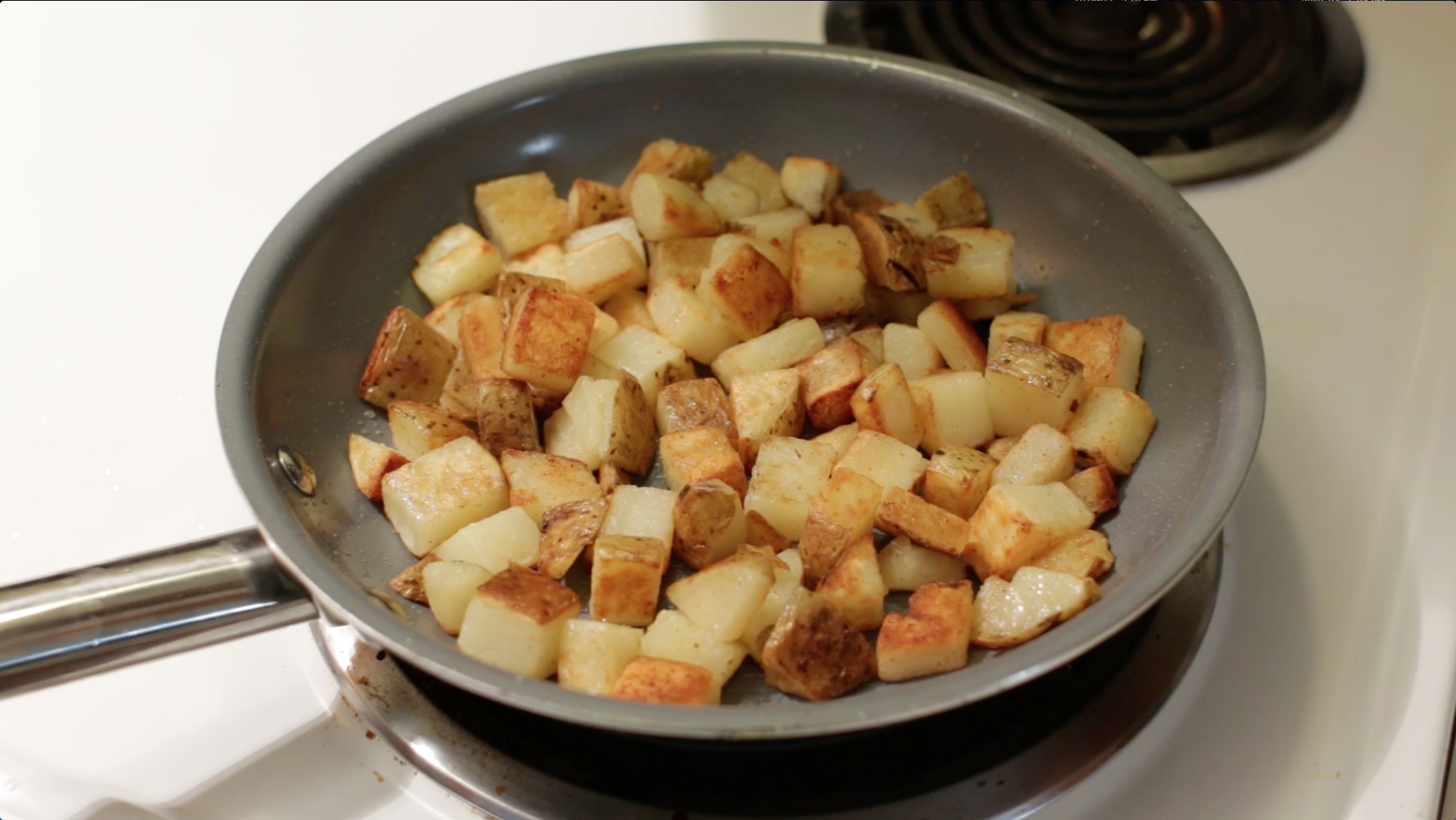 The Potatoes (Hash Browns)
