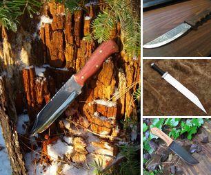 Bench Made Knives