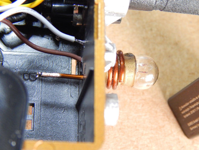 Light Bulb Mounting