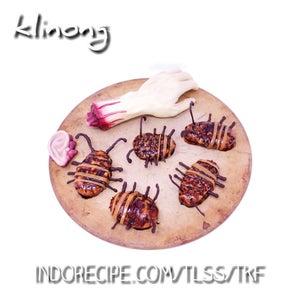 Delicious Cockroaches