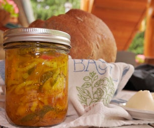 Bread and Butter Pickles From the Nitty Gritty Gardener