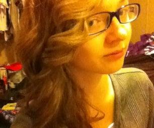 No Heat Headband Curls (over Night)