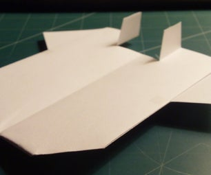 How to Make the Marauder Paper Airplane