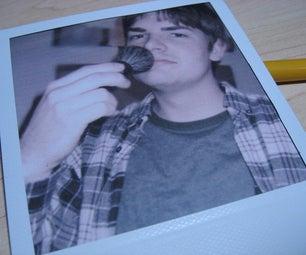 Forge a Polaroid (kinda)