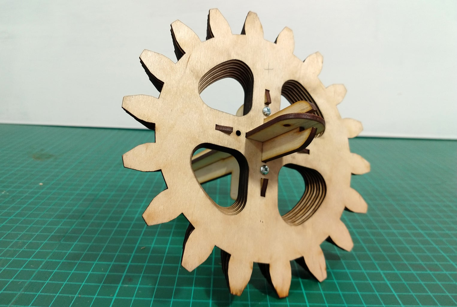 Build the Gears