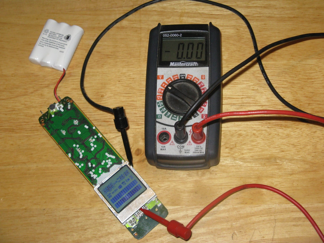 Live Testing With a Meter