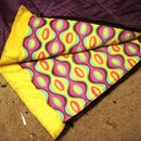 How to Sew a Sleeping Bag Zip-In Liner