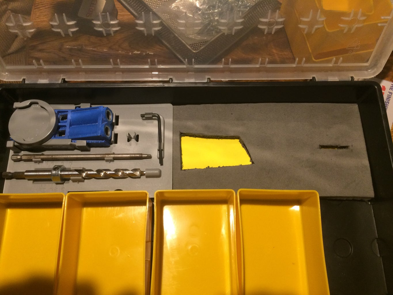 Extra - Labeling and Cutting Custom Foam Inserts