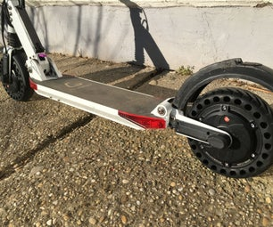 Kugoo S1 All-wheel Drive (two motors)