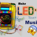LED Sync to Music + LCD Display