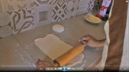 Strech Basic Bread Dough
