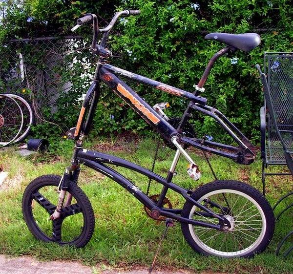 Make a Portable Tallbike!