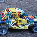knex rally car updated
