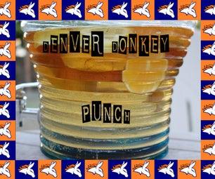 Denver Donkey Punch
