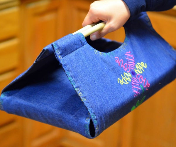 Cool and Classy Casserole Carrier