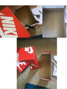 Cutting the Shoebox;