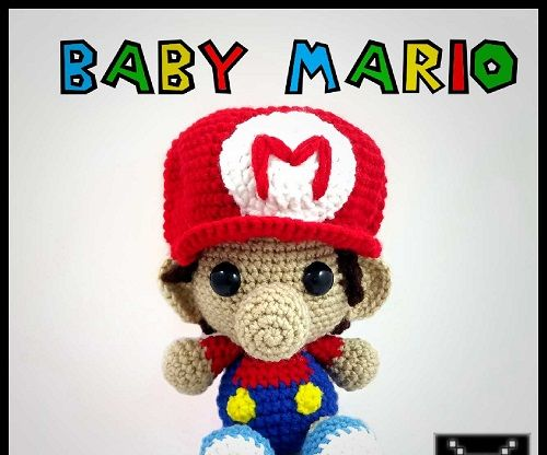 How to Make Baby Mario