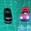 Hot Wheels USB Rechargeable Flashlight