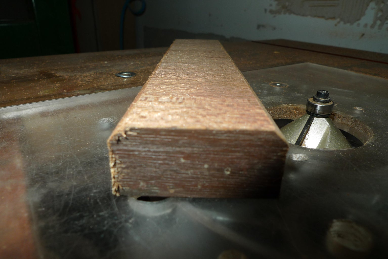 Making the Segmented Pieces