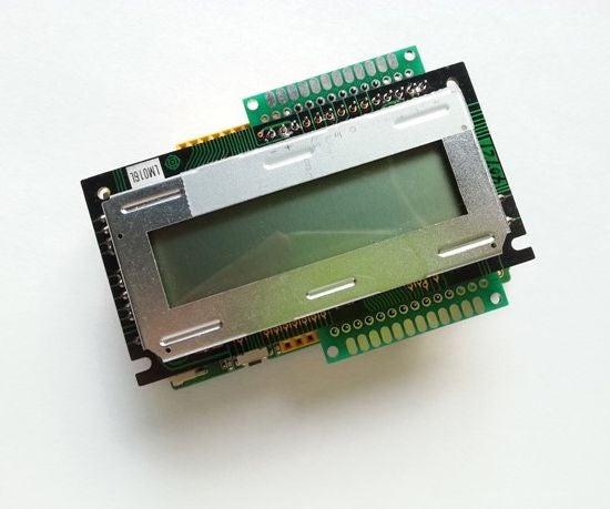 LinkIt ONE - LCD Shield