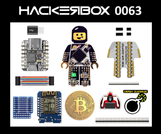 HackerBox 0063: Samadhi