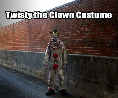 Make a Twisty the Clown American Horror Story Costume