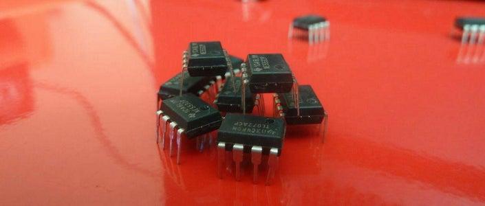 Placing Integrated Circuit
