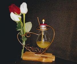 Aesthetic Lanthern # Valentine's Mood