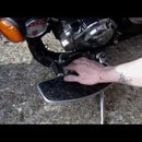 Project Motorcycle Footboards -