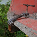 Tractor Bucket Hitch/Forks