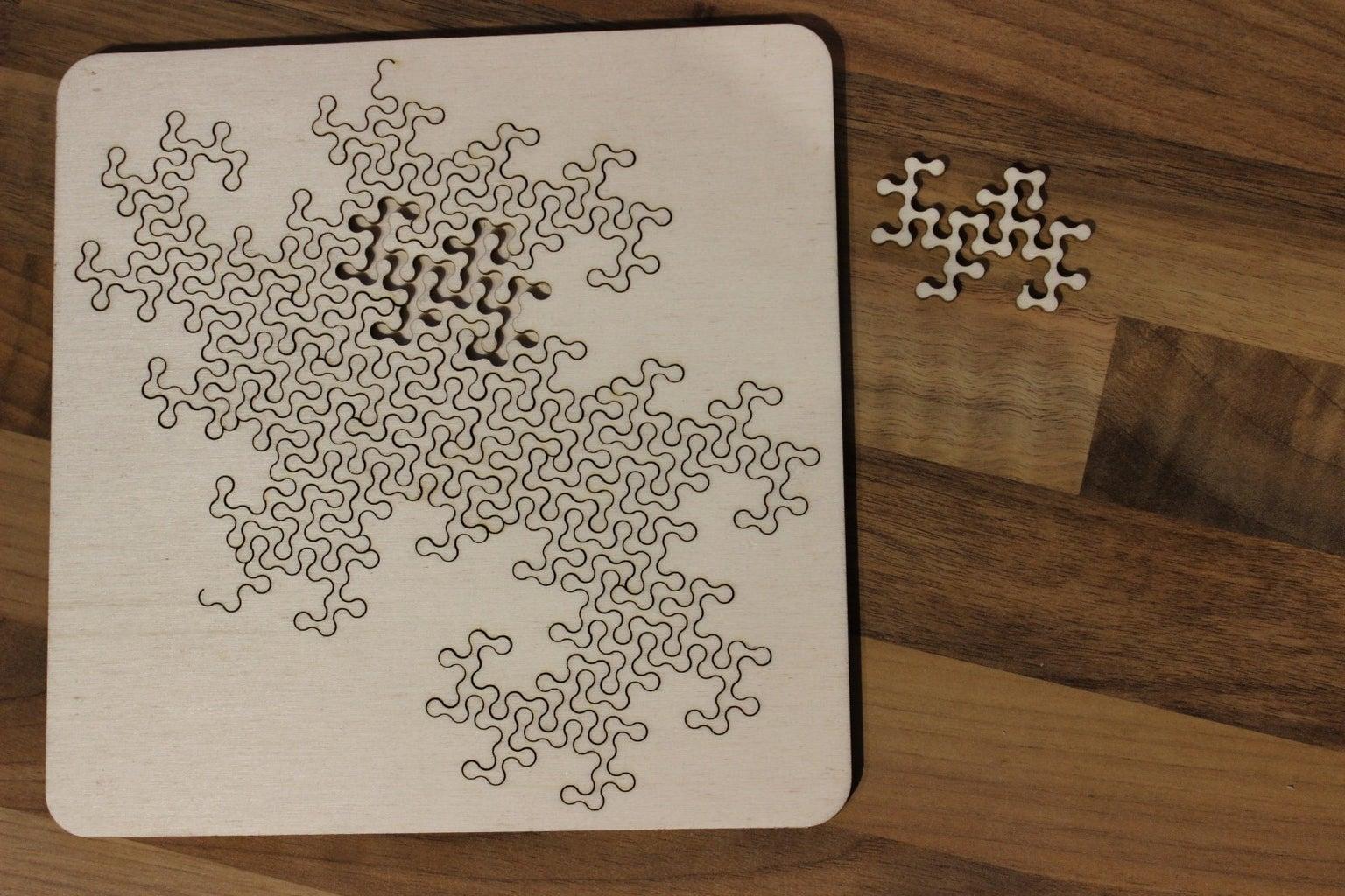 Fractal Puzzles