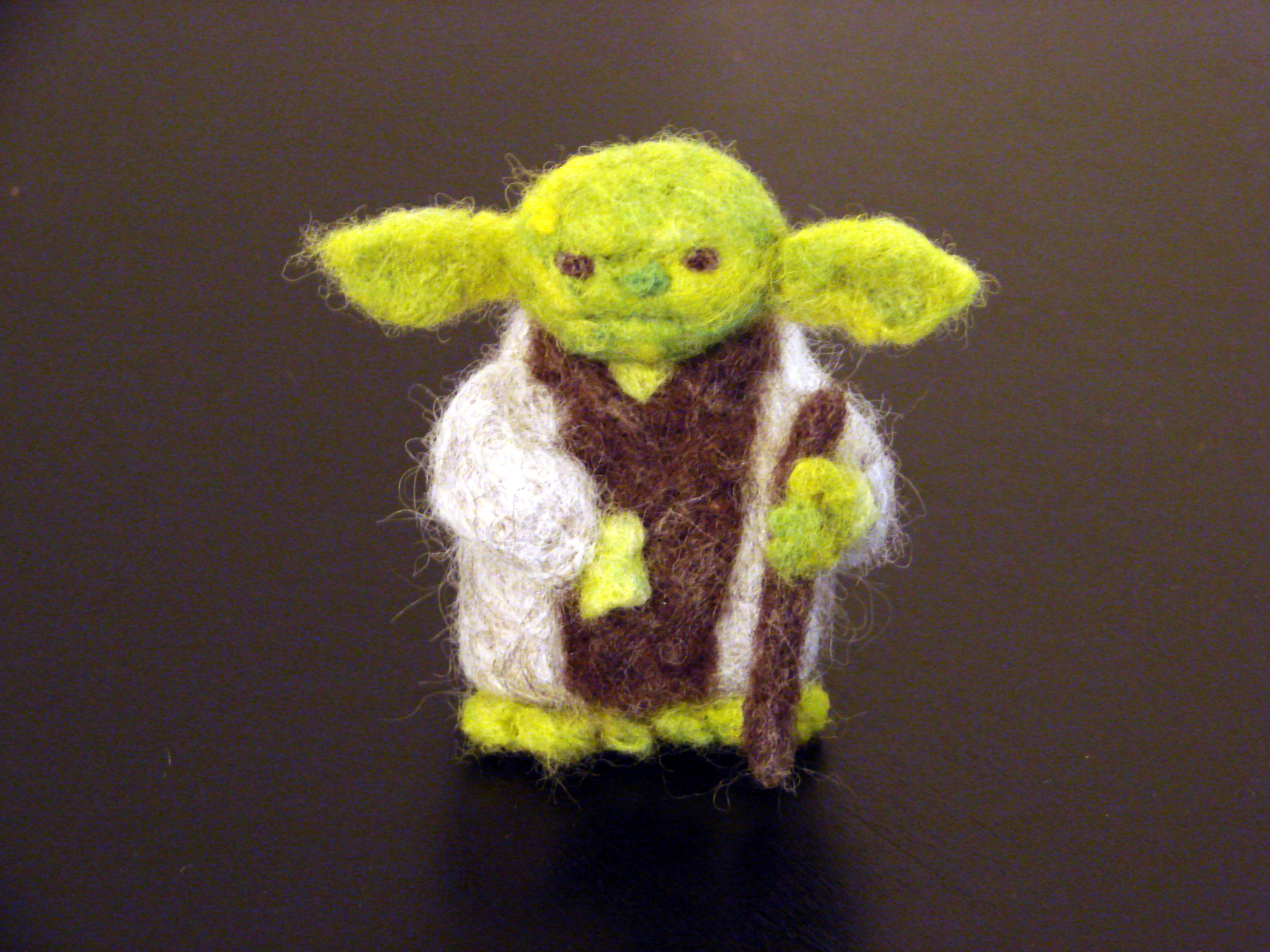 Make Me in Wool, You Will!
