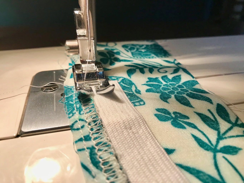Sew the Elastic