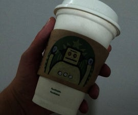 Instructables Cofee Cup for Makers