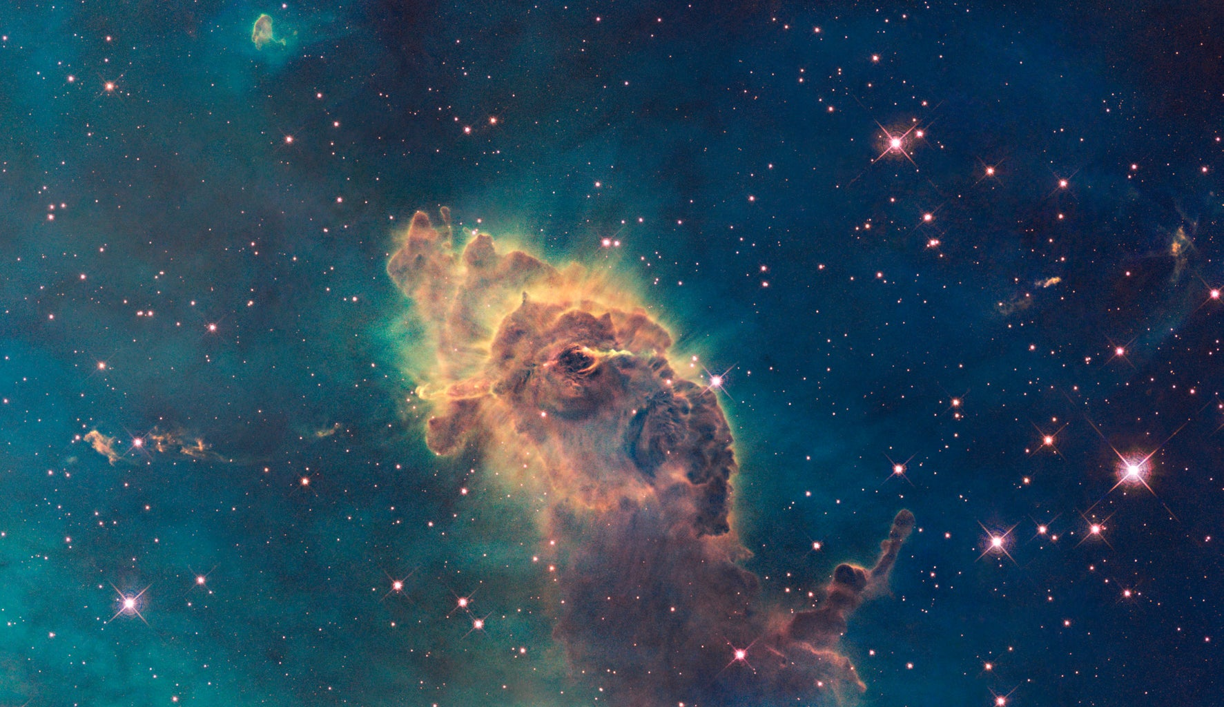 Inspiration: the Hubble Official Site Is Best for That