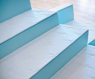 Design & Fabricate a 3-dimensional Surface Pattern Design in Corian