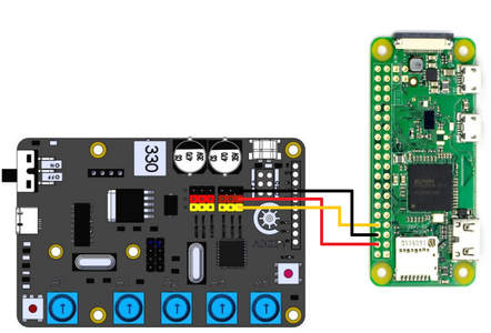 Connect RPi and Arduino