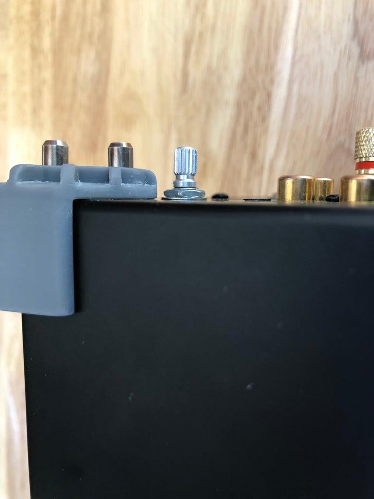 Assembly Step #4 - Rear Pivot Attach