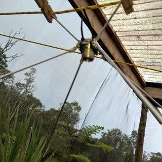 Quarter Wave Dual Band VHF/UHF  Ham Radio Antenna