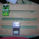 Guitar effects pedalboard for under $10