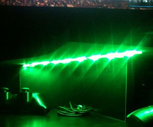 Simple Desktop Lighting That Is Controlled by Your PC