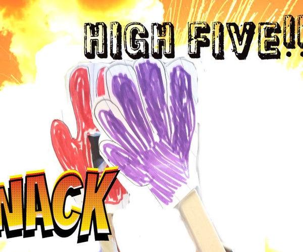 High Five Robot