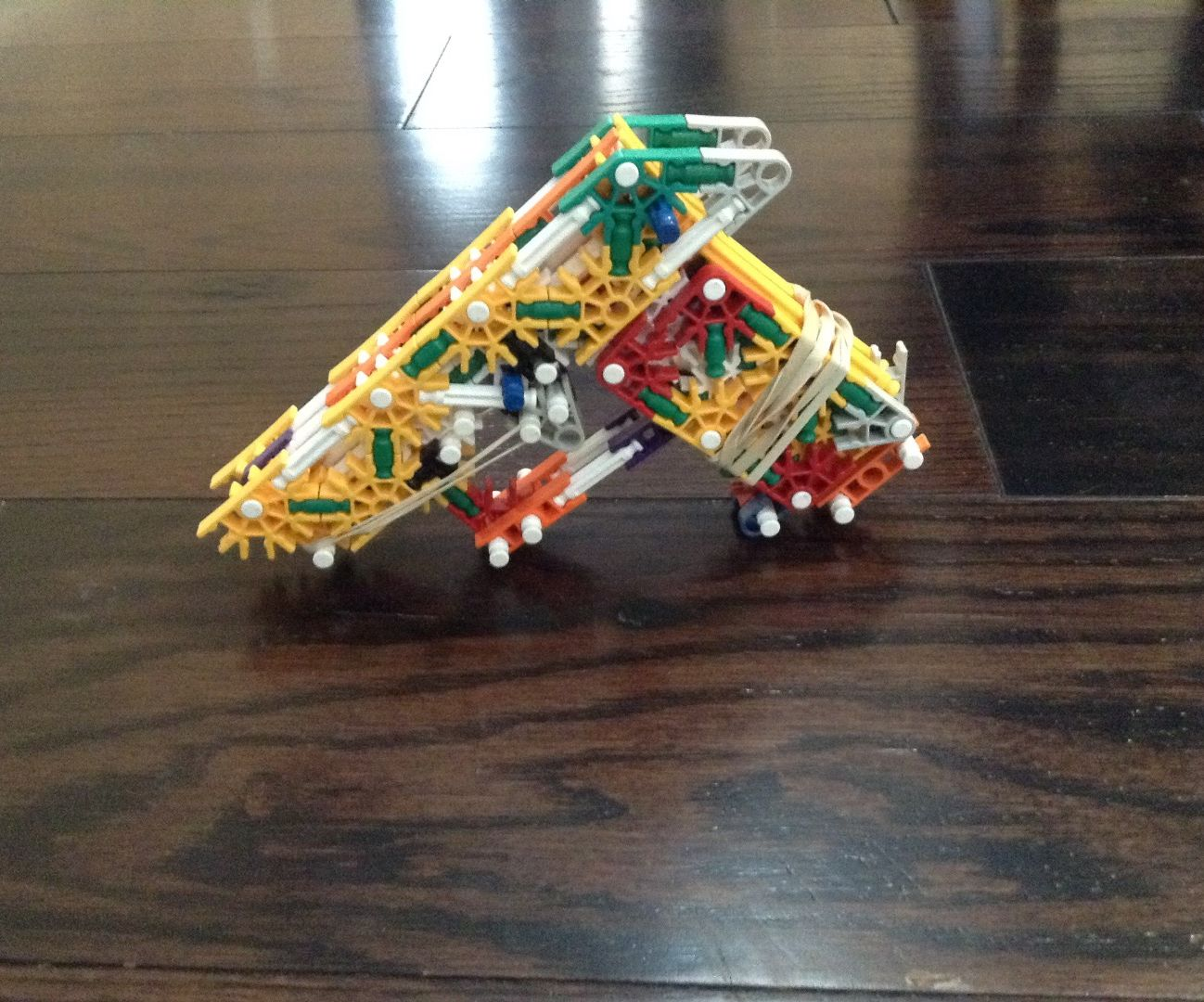 K'nex Walther PPK -- Working Model -Review-