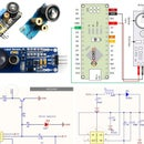 Wiring the Diffused Reflection Laser Sensor With Arduino Microcontroller