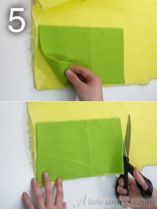 Cut Your Fabric Out