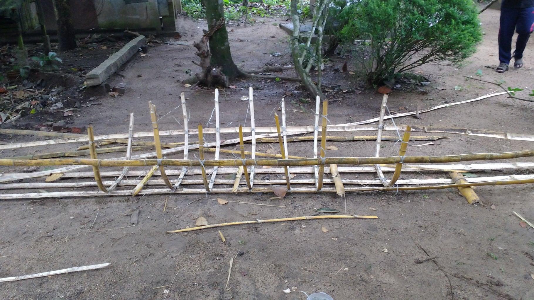 BUILDING THE FRAMEWORK