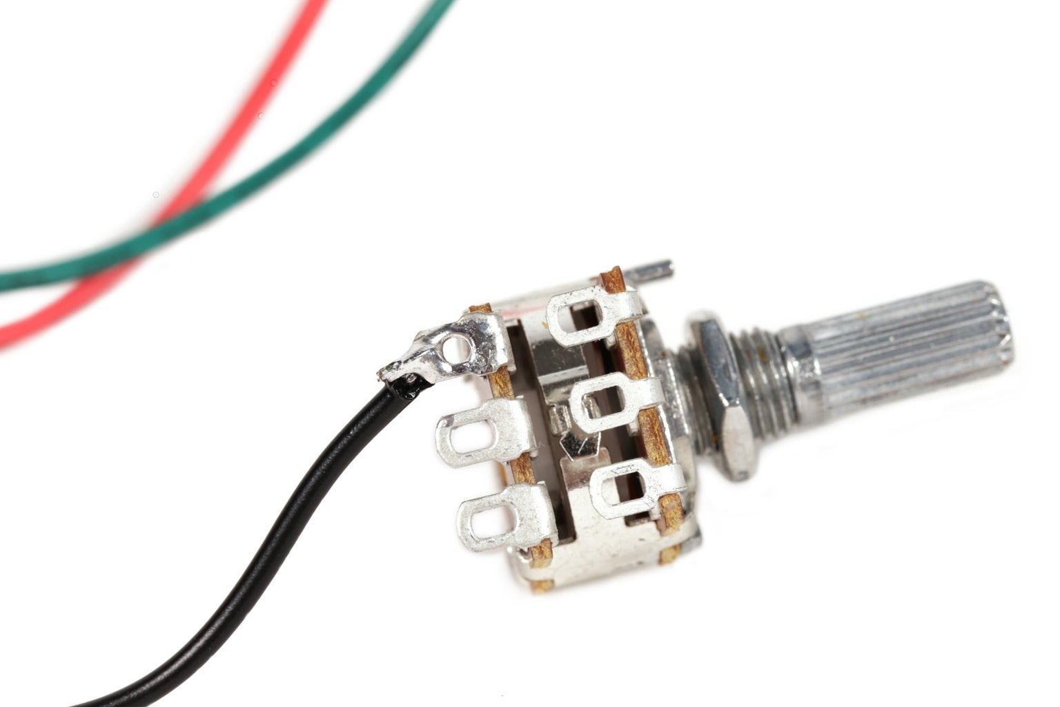 Wire the Inputs