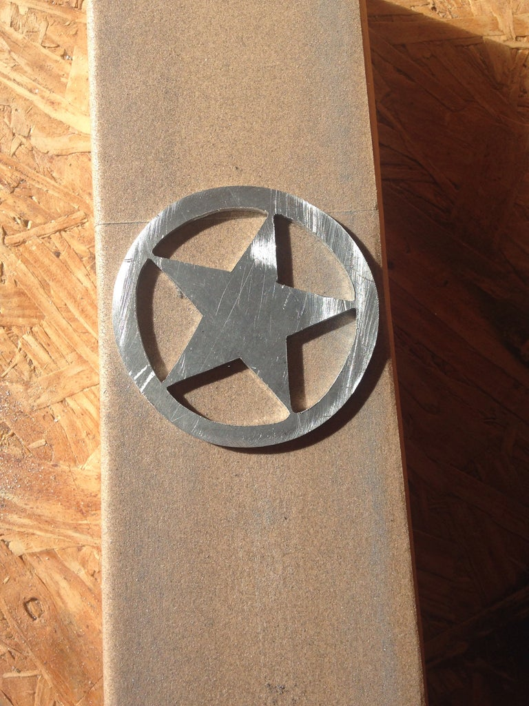Filing and Finishing Star