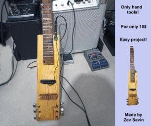 Scrapwood Electric Guitar