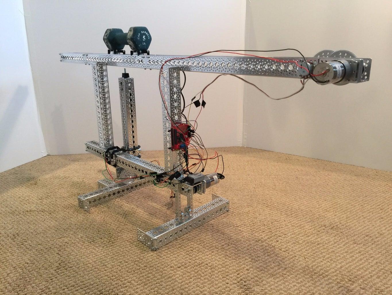 Stair-climbing Robot